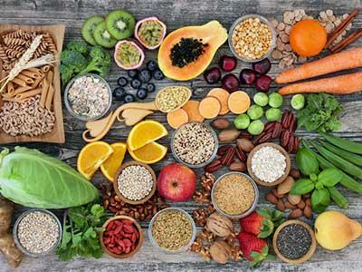 La fibra alimentare