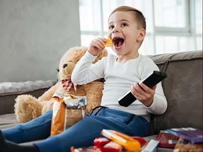 Bambini, marketing e alimentazione