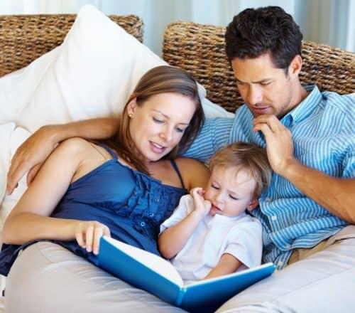 Nati per leggere: la lettura fa bene ai bambini