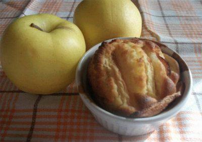 Muffin alle mele ricette per bambini 4-10 anni