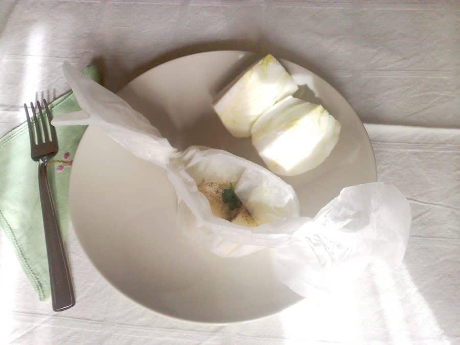 Finocchi al cartoccio ricette per bambini 4-10 anni