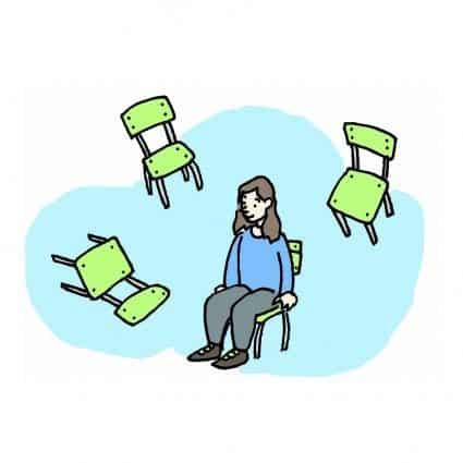 Le sedie