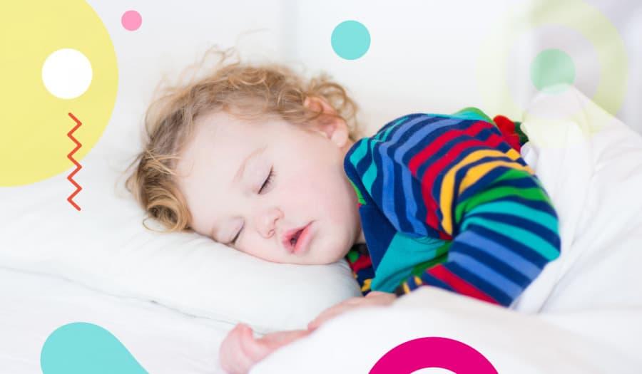 Obesità infantile, bambino che dorme - alimentazionebambini. It by coop
