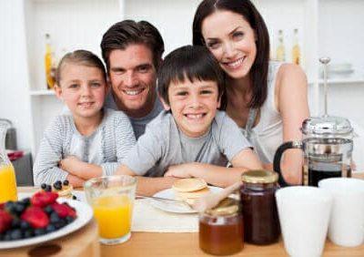 Colazione ideale dei bambini? Ricca e varia