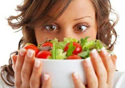 Ossessione per il cibo sano