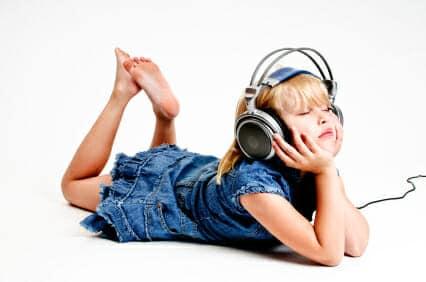 Salute dei bambini: musica per il corpo e la mente