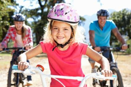 Vacanza in bici con bambini: cicloturismo in famiglia