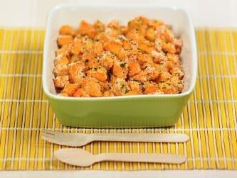 Zucca gratinata ricette per bambini 1-3 anni