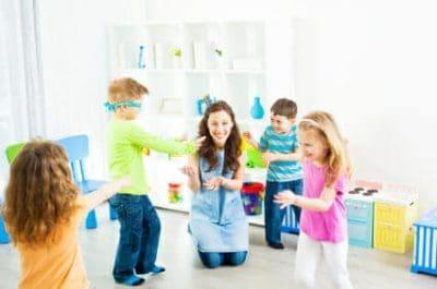 Educare i bambini a un sano stile di vita con attività divertenti