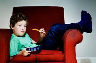 I bambini italiani? Poco sport e cattiva alimentazione