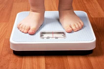 Adiposity rebound: importante per lo sviluppo del bambino