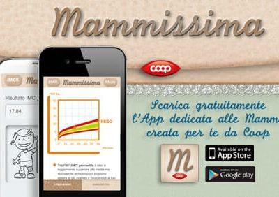 """Mammissima"", l'app dedicata alle mamme"