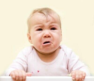 Il singhiozzo nei neonati: cause e rimedi