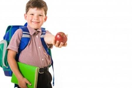 Bambini a scuola: consigli per la merenda e la mensa scolastica