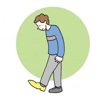 Caccia alle scarpe