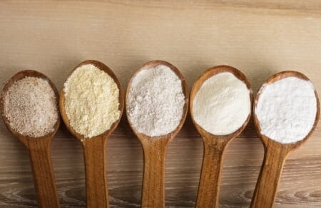 Dolci, pizza e pasta: la farina giusta per i tuoi piatti