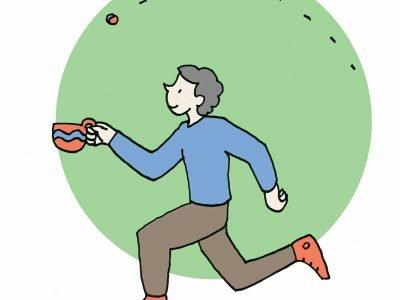 Acchiappa la pallina