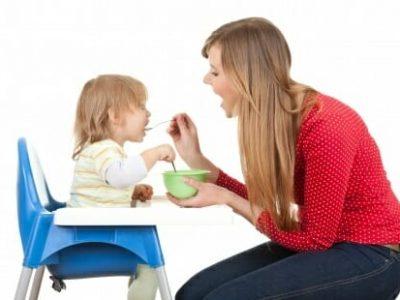 Come far mangiare sano il proprio bambino