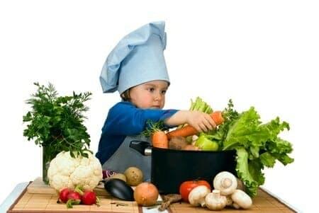 Verdure per bambini: come cucinarle e come farle mangiare ai bimbi