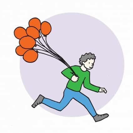 Battaglia di palloncini