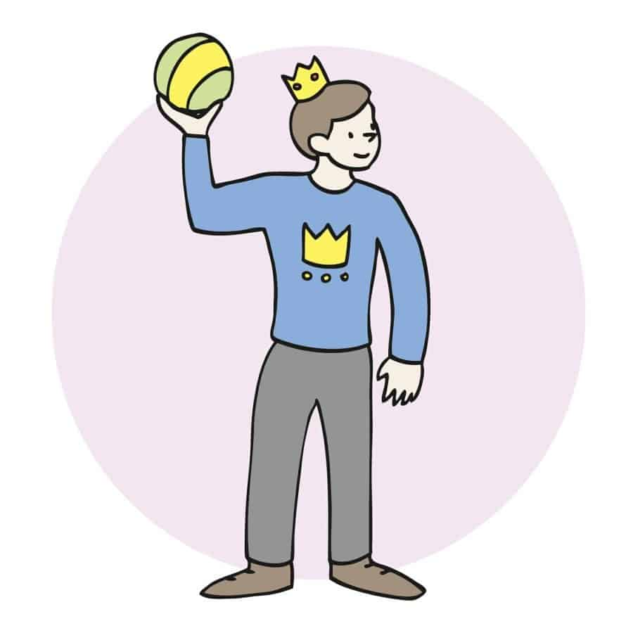 Pallone del re