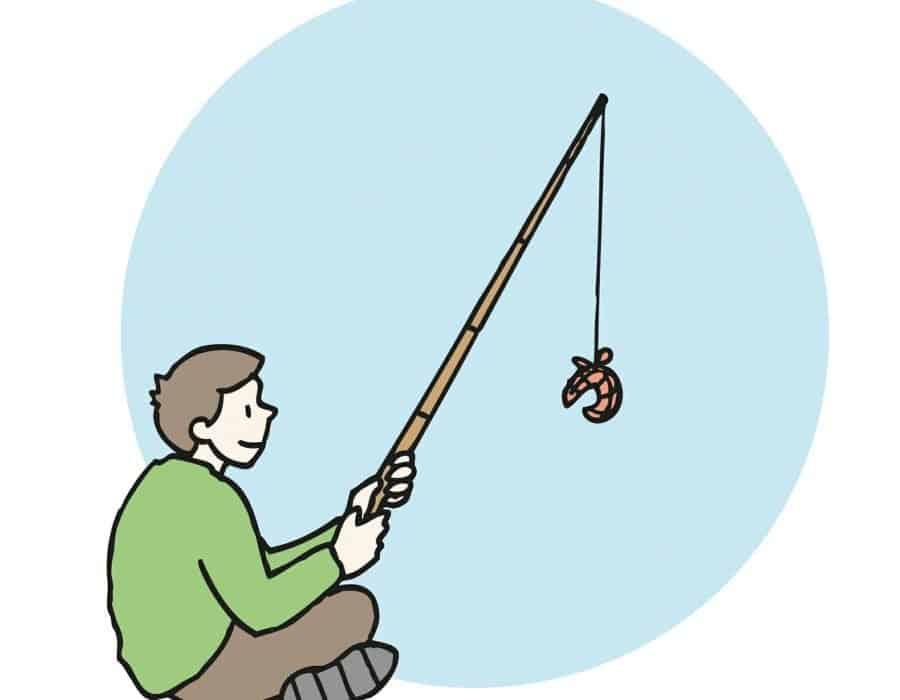 Pesca al contrario