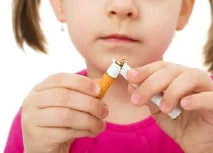 Fumo di terza mano: un nemico per la salute dei bambini