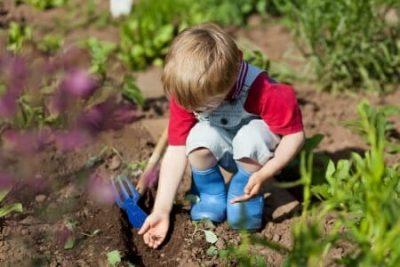 Ortoterapia e bambini: tanti effetti positivi sulla salute