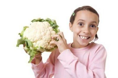 Cavoli: perché farli mangiare ai nostri bambini