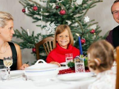 Natale a tavola con i bambini: buona alimentazione a tutti!