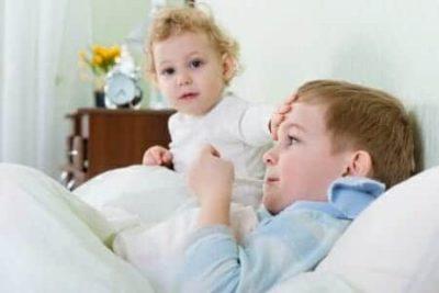 Influenza nei bambini: sintomi, contagio e rimedi consigliati