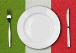 Tricolore a tavola