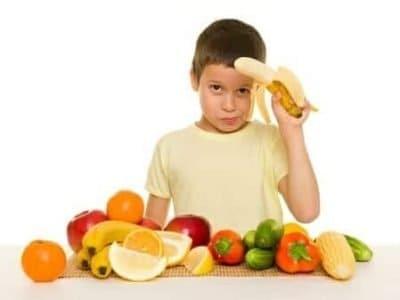 La dieta vegana e i bambini