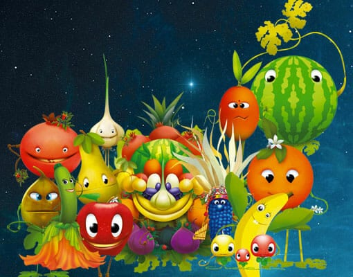 Expo Milano 2015: la mascotte Foody spiegata ai bambini