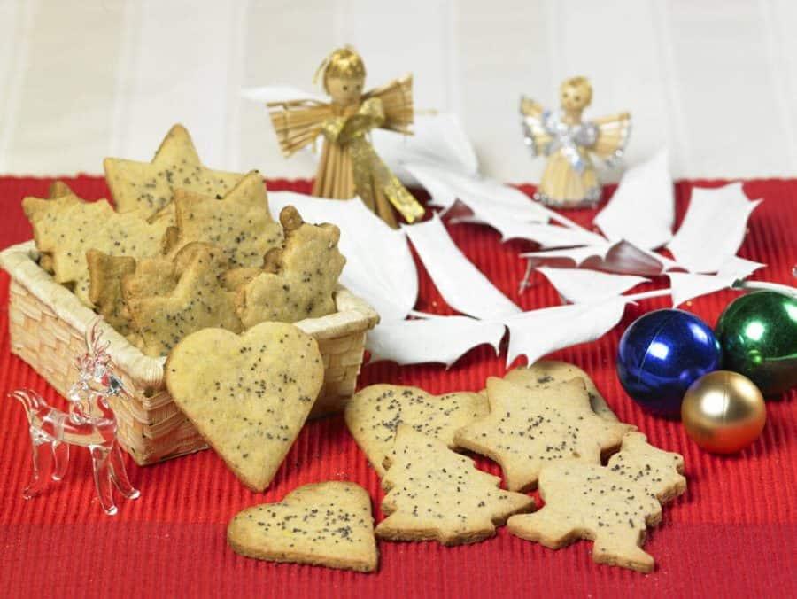 Biscotti di natale ricette per bambini 1-3 anni