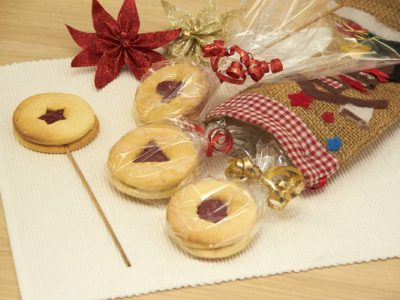 Biscotti lecca-lecca della Befana