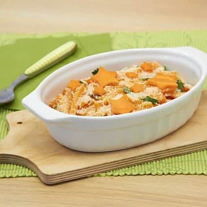 Fiammiferi di carote alla parmigiana