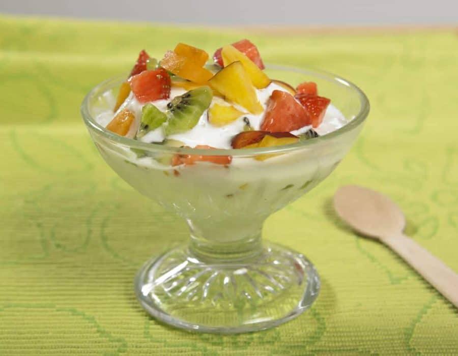 Gelato allo yogurt Ricette per bambini 1-3 anni