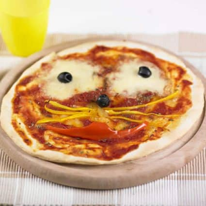 Pizza gattino
