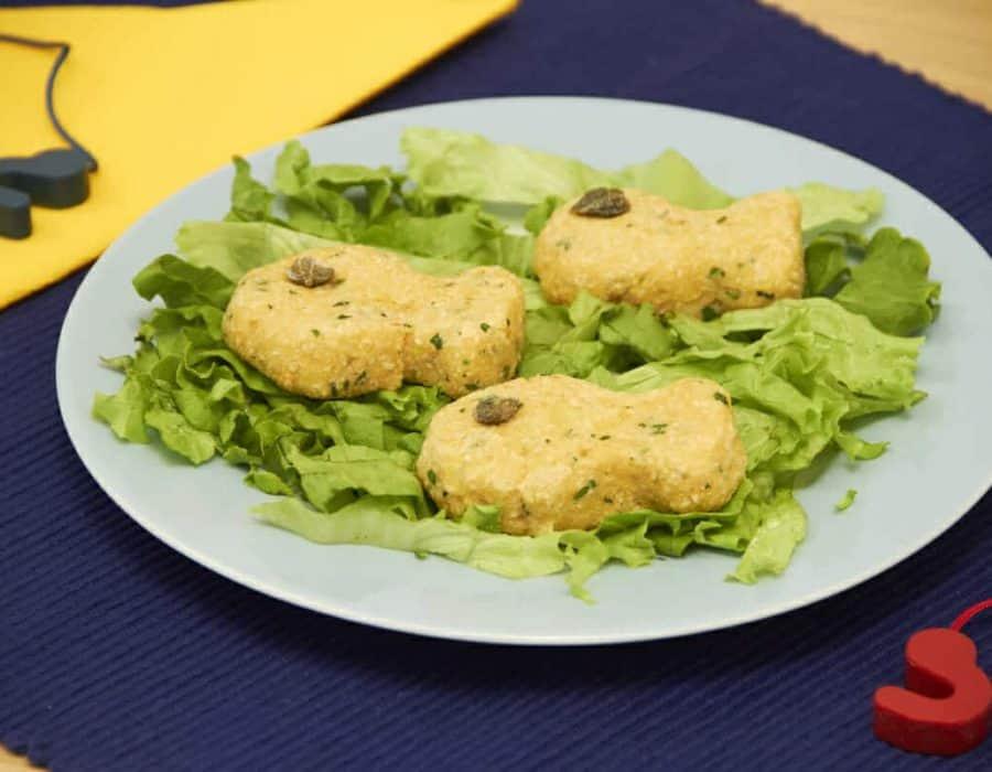 Polpette pesciolino Ricette per bambini 1-3 anni