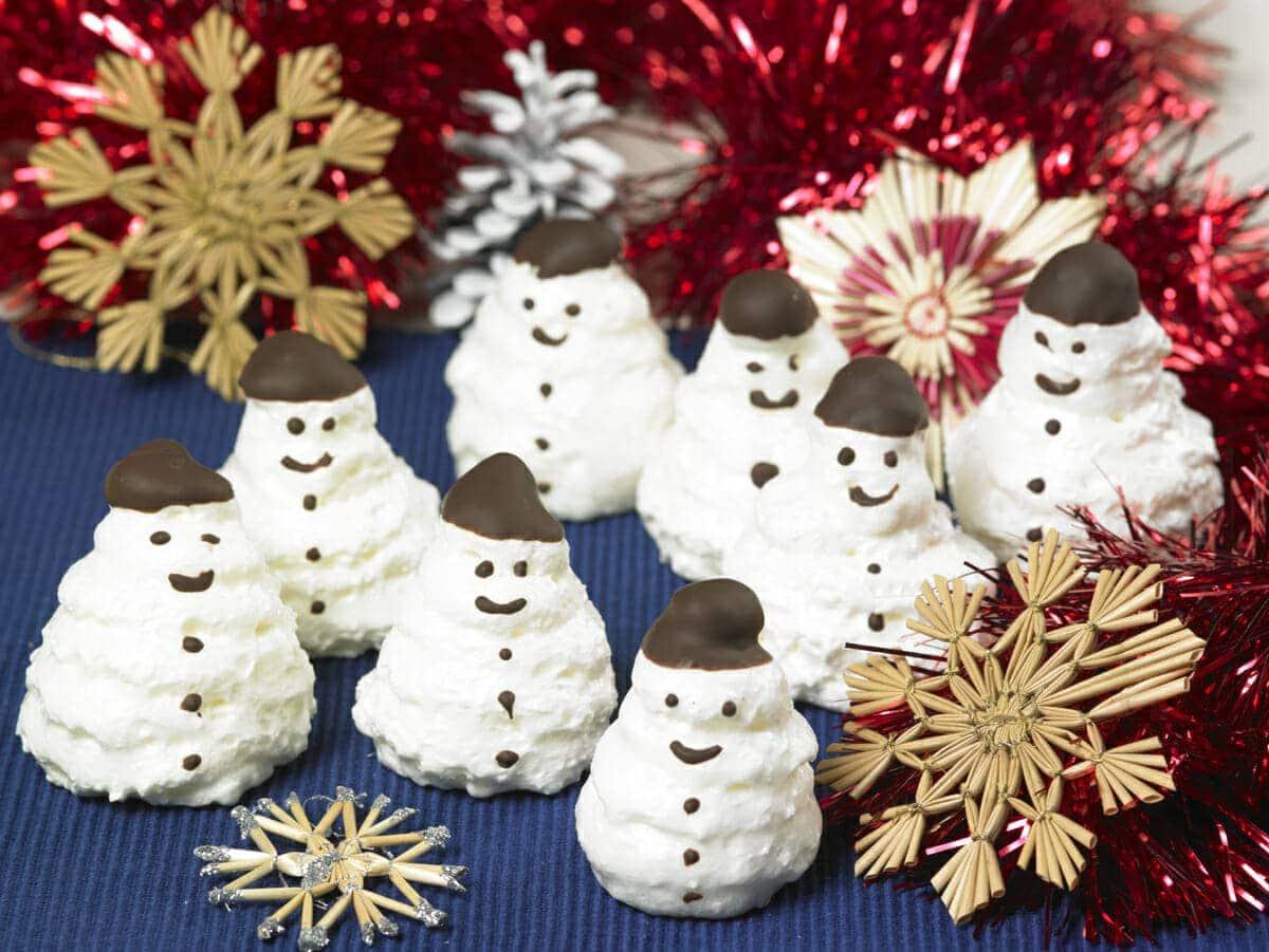 Pupazzetti di neve