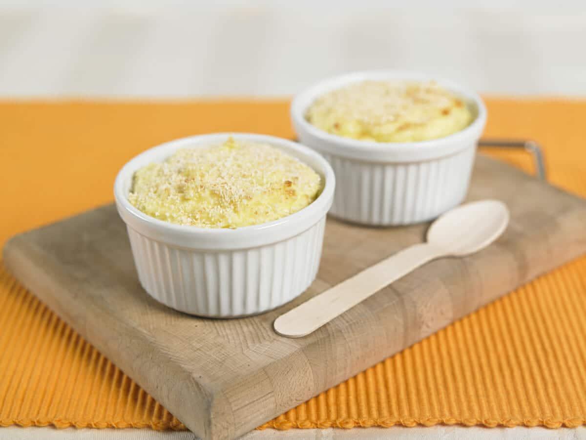 Tortino di patate e formaggio