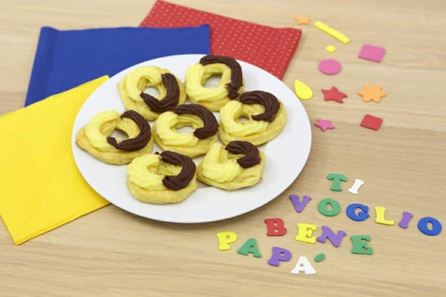 Zeppole di san giuseppe ricette per bambini 4-10 anni