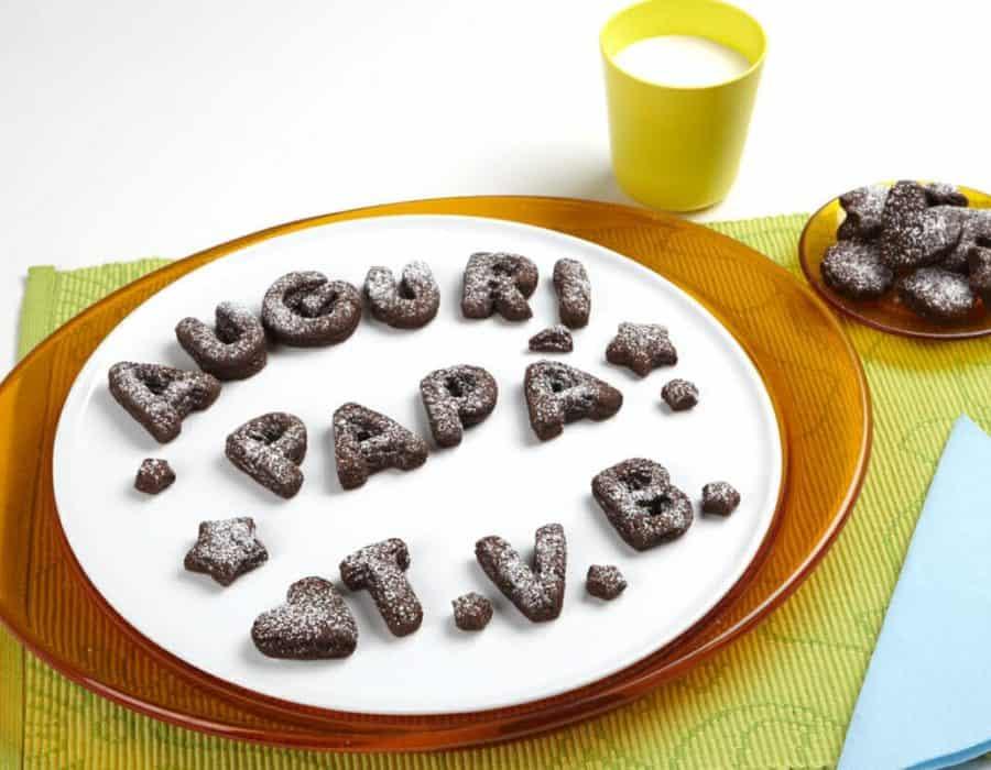 Biscotti di S. Giuseppe Ricette per bambini 4-10 anni