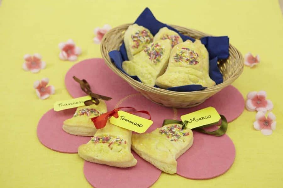 Campane pasquali mille colori ricette per bambini 4-10 anni