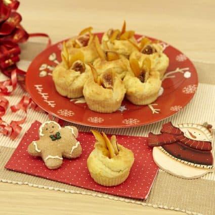 Cestini natalizi al profumo antico
