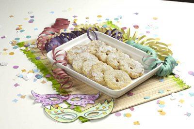 Ciambelline di carnevale ricette per bambini 1-3 anni