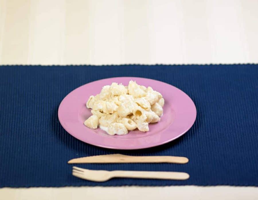 Conchigliette con la ricotta ricette per bambini 1-3 anni