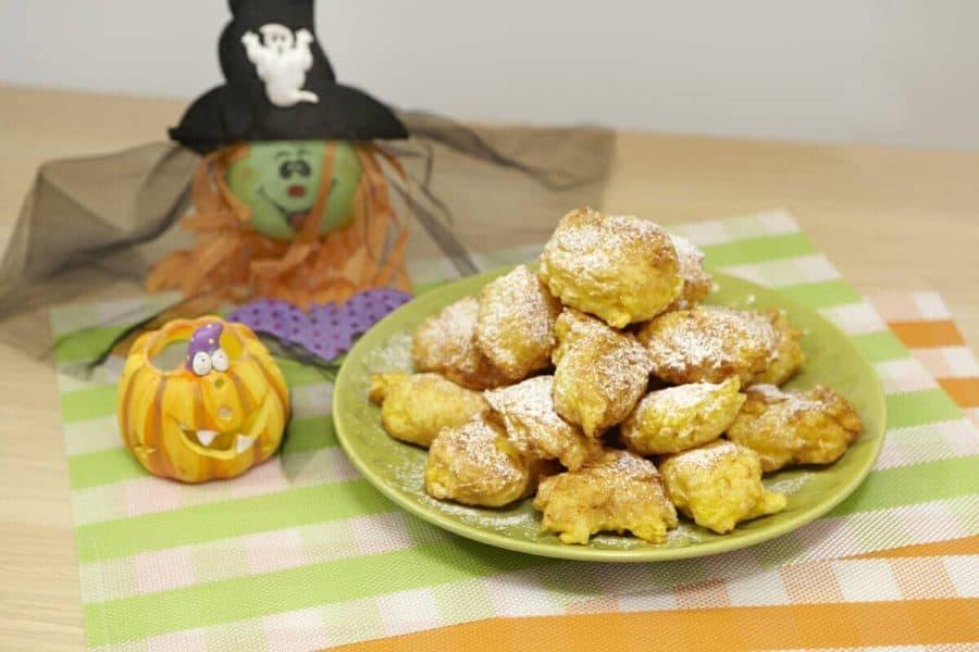Dolcetti zuccosi di halloween ricette per bambini 4-10 anni