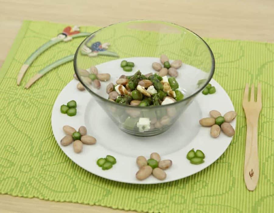 Feta e asparagi Ricette per bambini 4-10 anni